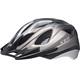KED Tronus Cykelhjelm grå/sølv